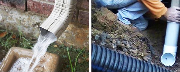 Downspout Repair Services